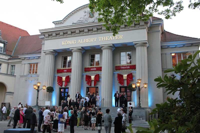 100 Jahre König Albert Theater